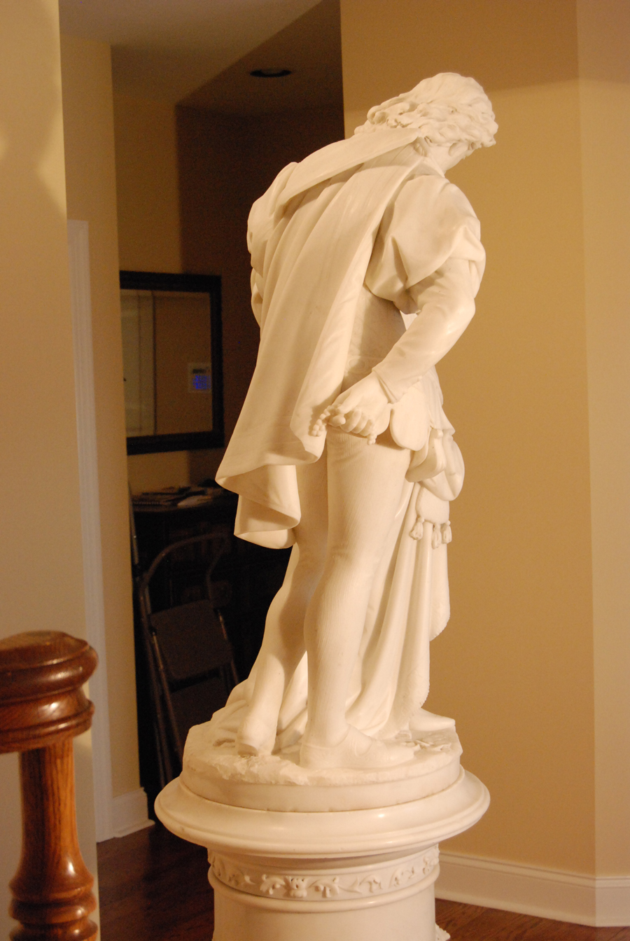 f romanelli sculpture